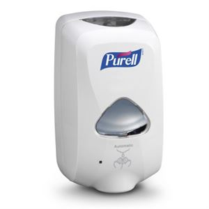 2729 tfx white dispenser