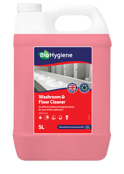 1 Washroom & Floor Cleaner 5L