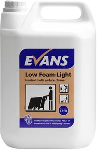 Low Foam Light 5lt A176EEV2
