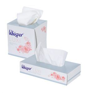 Facial Tissues Whisper_Luxi-283x300