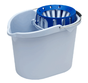 138924 Supermop Bucket and wringer