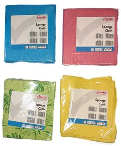 1001154G vileda Spnge Cloths