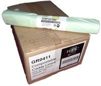 2188097C GRO411 Compost Caddy Liners