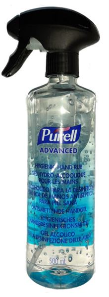 9664 Purell with trigger