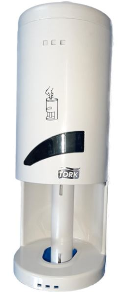 249950 Tork Toilet Paper Roll Triple Dispenser
