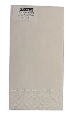 5087072N Readifold 2ply white