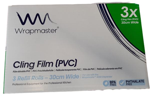 3273038N Wrapmaster 30cm Cling